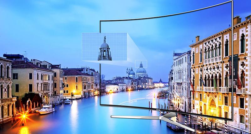 Smart tivi Samsung 65 inch UA65KS9000 - Công nghệ HDR