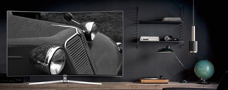 Smart tivi Samsung 65 inch UA65KS9000 - Làm đẹp cho ngôi nhà của bạn