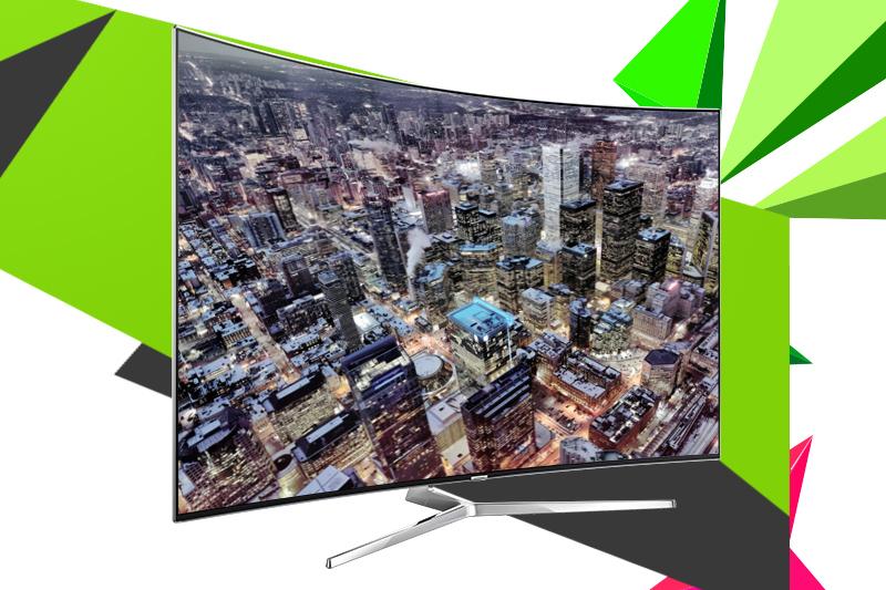 Smart tivi Samsung 65 inch UA65KS9000 - Thiết kế mà n hình cong ấn tượng