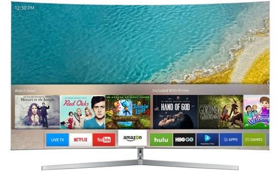 Smart Tivi màn hình cong 4K SUHD Samsung 65 inch 65KS9000