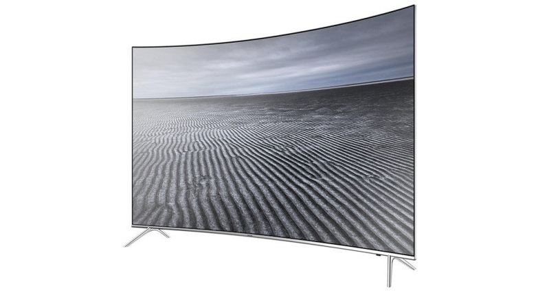 Curved screen design elegance Borderless