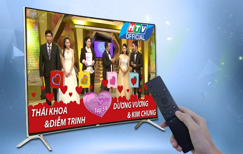 Smart tivi Samsung 49 inch UA49KS7500-DVB-T2