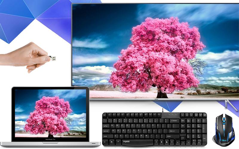 Smart tivi Samsung 60 inch UA60KS7000 - Các tính năng kết nối