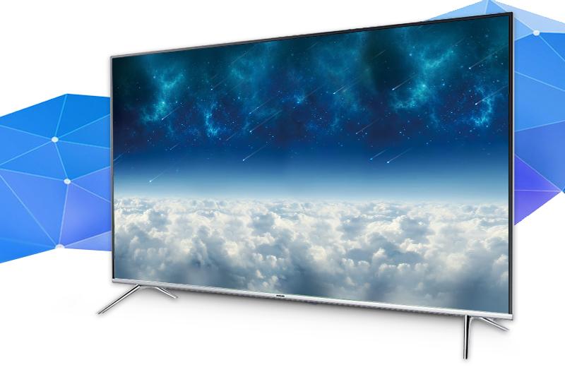 Smart tivi Samsung 60 inch UA60KS7000 - Thiết kế sang trọng, ấn tượng