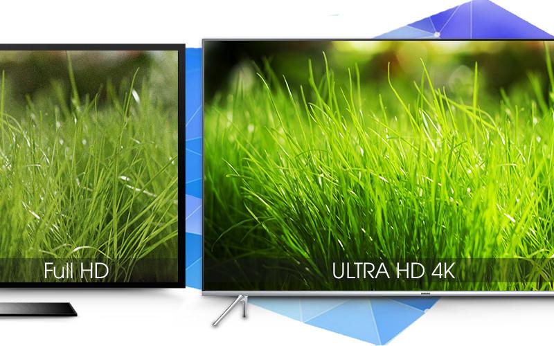 Smart tivi Samsung 60 inch UA60KS7000 - Độ nét 4K