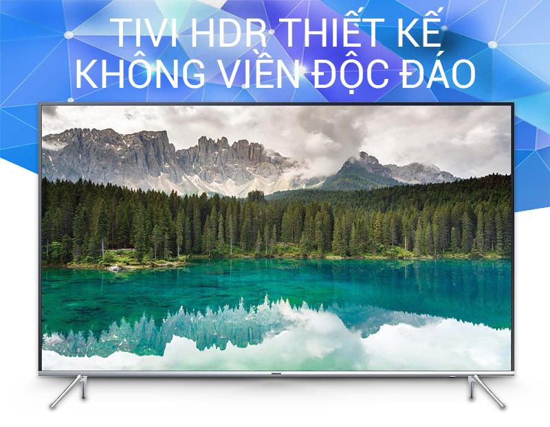 Smart tivi Samsung 60 inch UA60KS7000