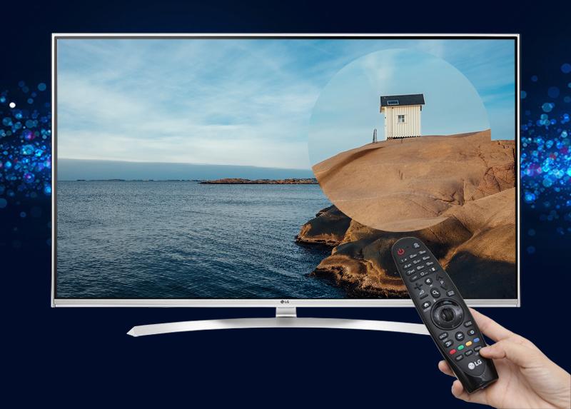 Smart Tivi LG 55 inch 55UH850T - Phóng to hình ảnh