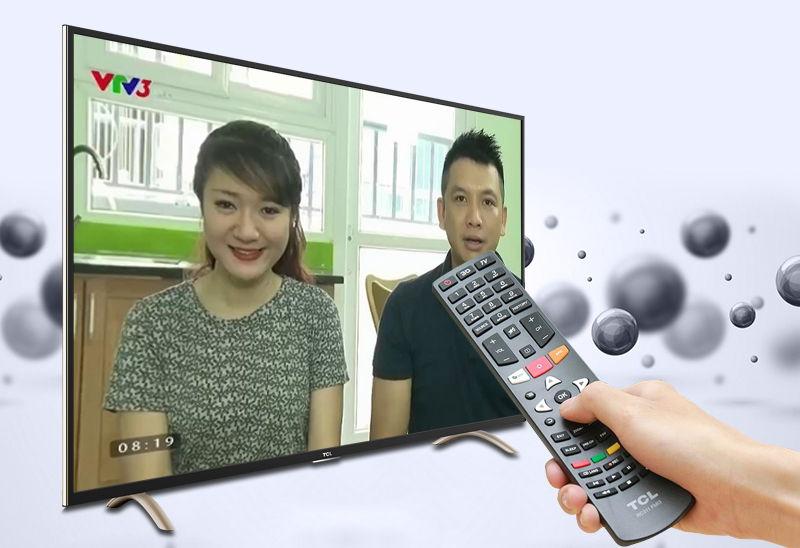 Smart Tivi TCL 43 inch L43P1-SF-Truyền hình cáp miễn phí