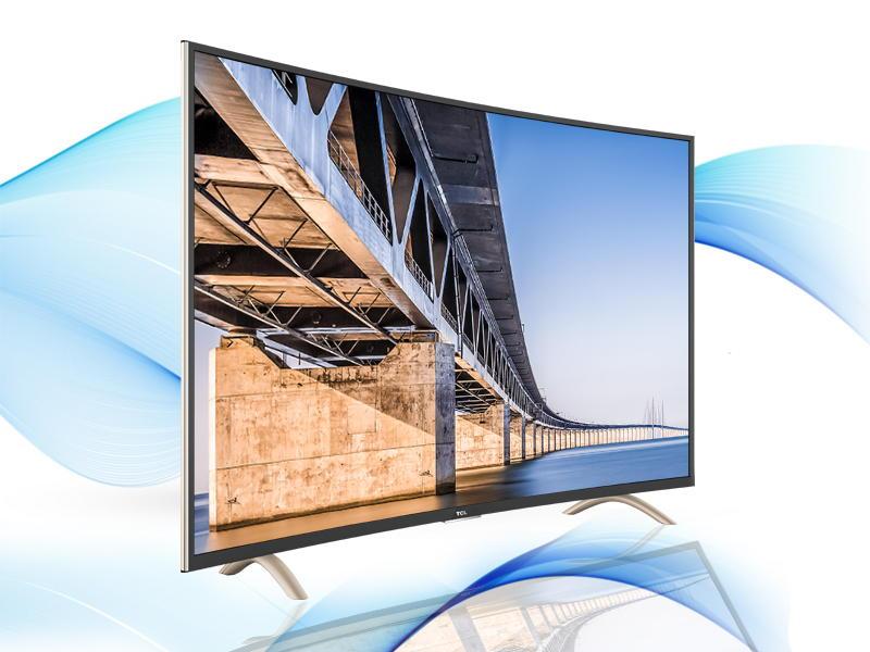 Smart Tivi Cong TCL 48 inch L48P1-CF-Thiết kế đẹp