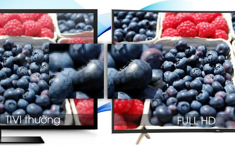 Smart Tivi Cong TCL 48 inch L48P1-CF-Full HD