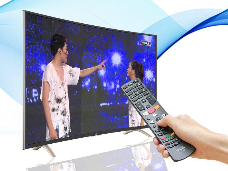 Smart Tivi Cong TCL 48 inch L48P1-CF-DVB-T2