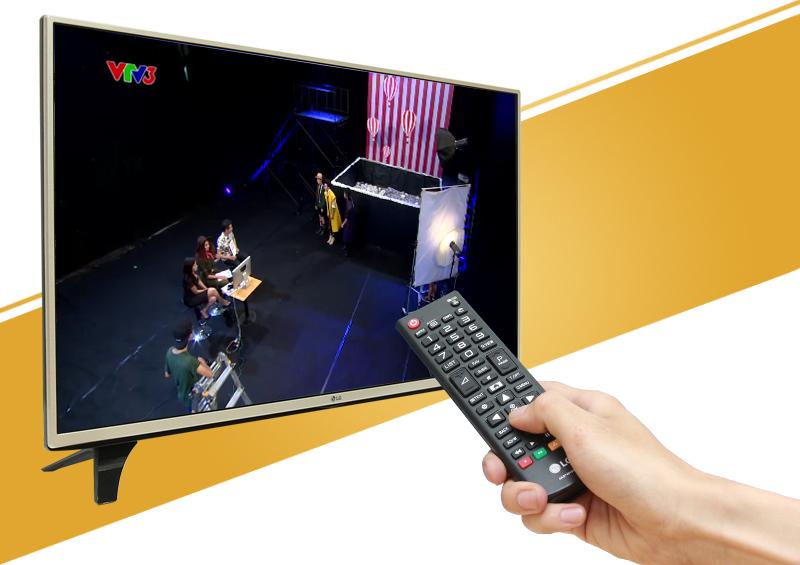 Tivi LG 43 inch 43LH540T - Tivi DVB-T2