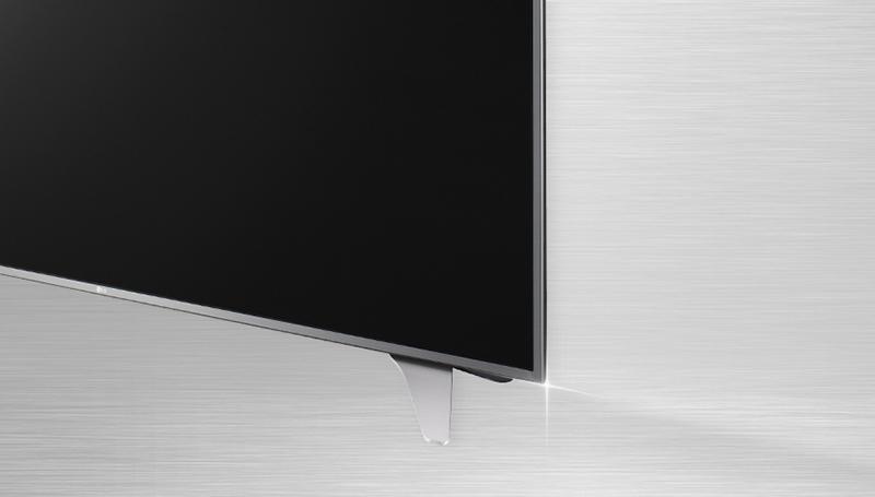 Smart Tivi LG 60 inch 60UH650T - Thiết kế chân đế