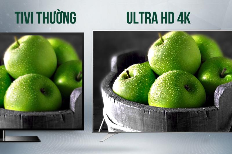 Smart Tivi LG 60 inch 60UH650T-4K