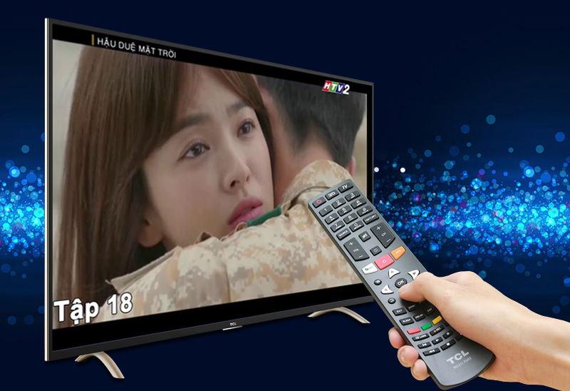 Smart Tivi TCL 32 inch L32P1-SF-DVB-T2