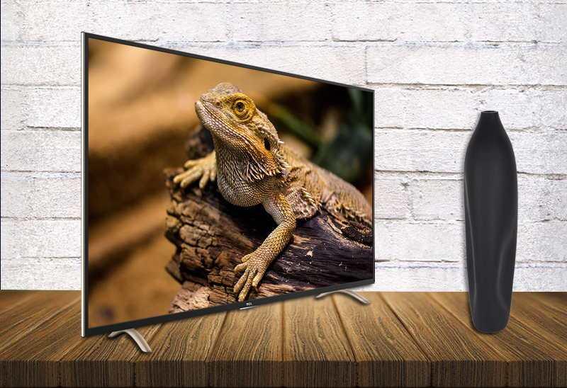 Smart Tivi TCL 55 inch L55P1-SF-Thiết kế đẹp