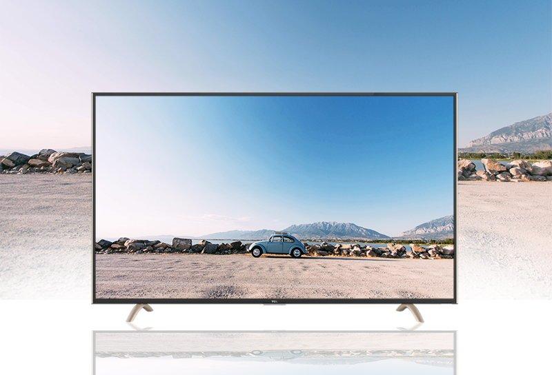 Smart Tivi TCL 55 inch L55P1-SF-Công nghệ ánh sáng tự nhiên