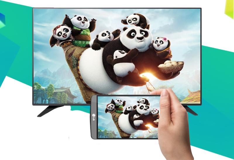 TIVI LED LG 43LH600T 43 INCH (SMART TV) có công nghệ hình ảnh Picture Wizard III, cho phép tùy chỉnh hình ảnh theo ý muốn của người xem