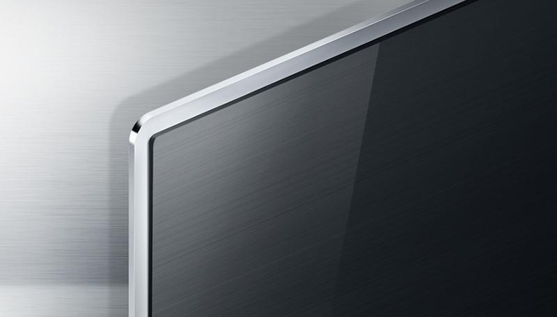 Smart Tivi LG 43 inch 43LH600T - Đường viền kim loại