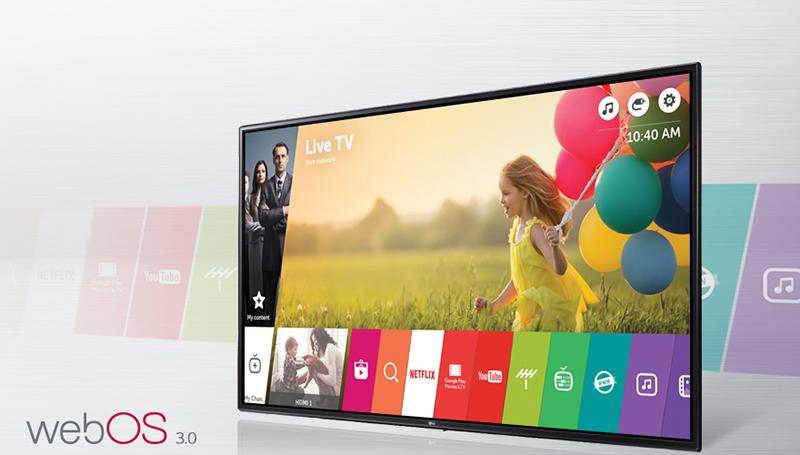 Smart Tivi LG 49 inch 49LH600T - WebOS