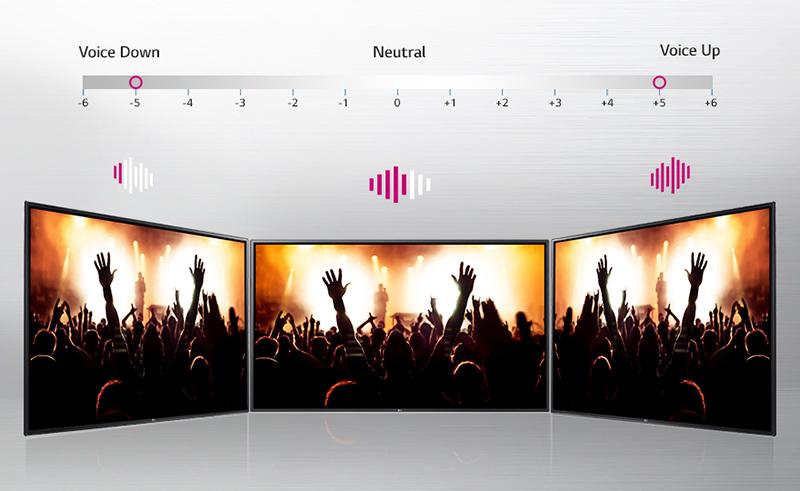 Smart Tivi LG 49 inch 49LH600T - Chế độc lọc thoại