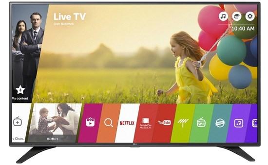 Smart Tivi LG 49 inch 49LH600T