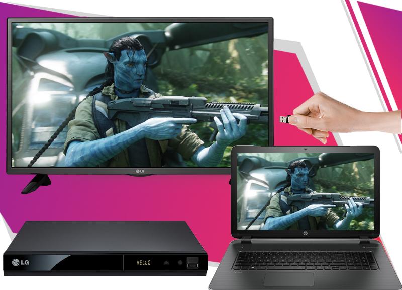Tivi LG 43 inch 43LH511T - Kết nối