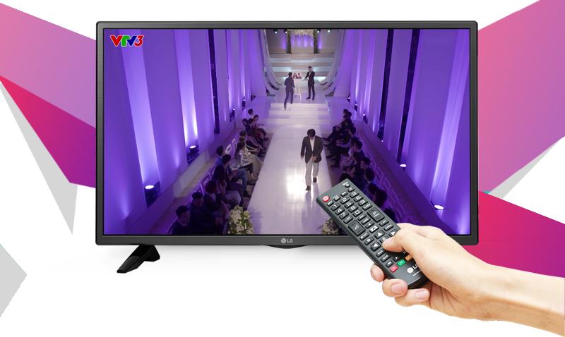 Tivi LG 43 inch 43LH511T - Truyền hình KTS miễn phí