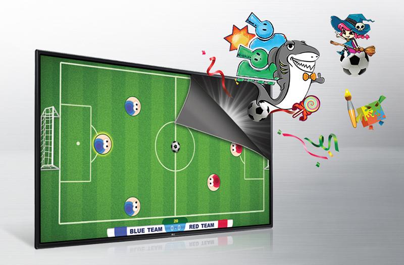 Tivi LG 49 inch 49LH511T - Game có sẵn