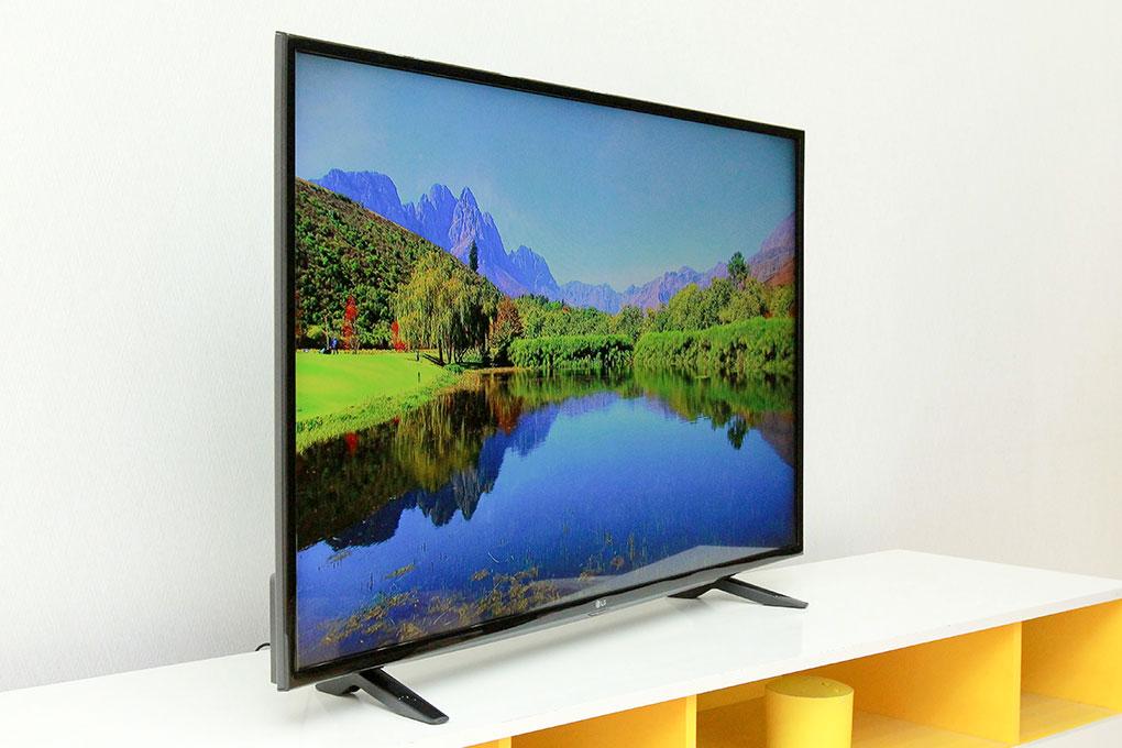 Tivi thông minh LG 42LH570T thiết kế mỏng, sang trọng