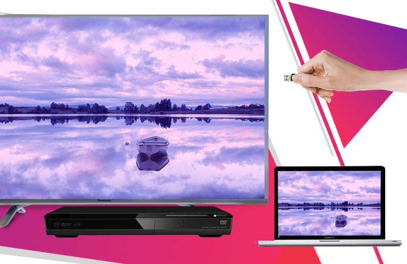 TIVI LED PANASONIC TH-43CS600V 43 INCH (SMART TV) màn hình độ phân giải Full HD đem đến hình ảnh sắc nét, sinh động, trải nghiệm nhiều tiện ích thú vị nhờ khả năng kết nối mạng linh hoạt
