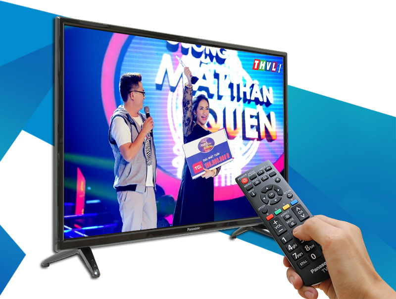 Tivi Panasonic 32 inch TH-32D300V - Truyền hình kỹ thuật số