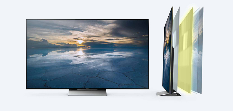 Smart Tivi Sony 75 inch KD-75X8500D - X-Reality PRO