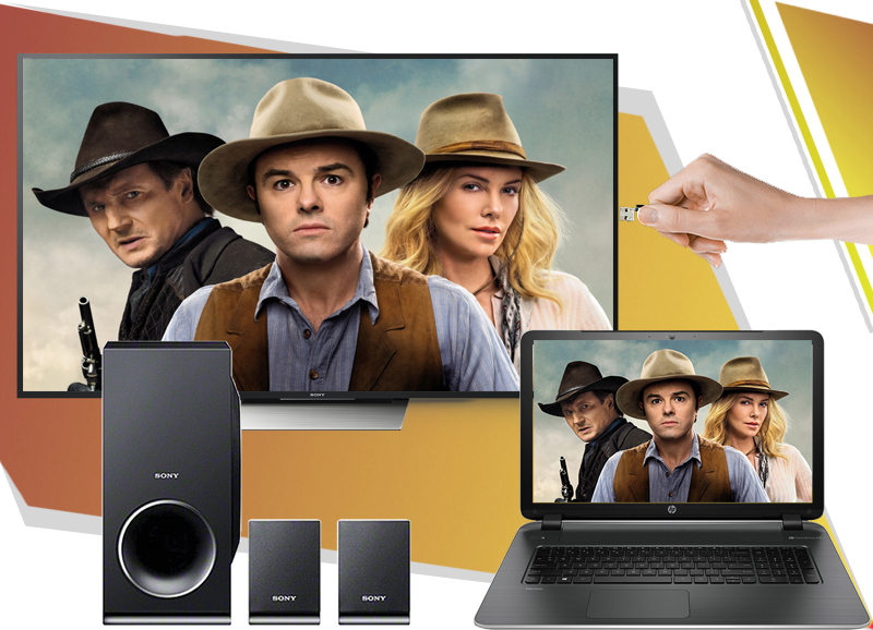 Android Tivi Sony 75 inch KD-75X8500D - Kết nối