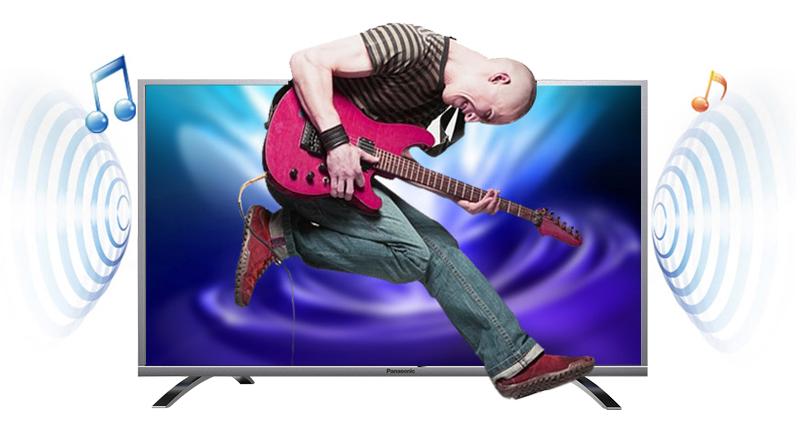 Internet Tivi Panasonic 43 inch TH-43DX400V - Âm thanh sống động