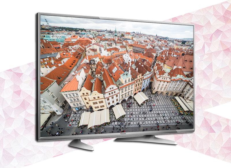 Smart Tivi Panasonic 49 inch TH-49DX650V - Kiểu dáng vượt trội