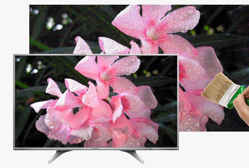 Smart Tivi Panasonic 49 inch TH-49DX650V - Khả năng hiển thị ấn tượng
