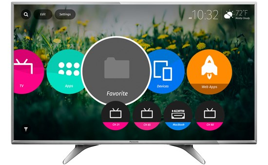 Smart TV 4K PANASONIC 49""
