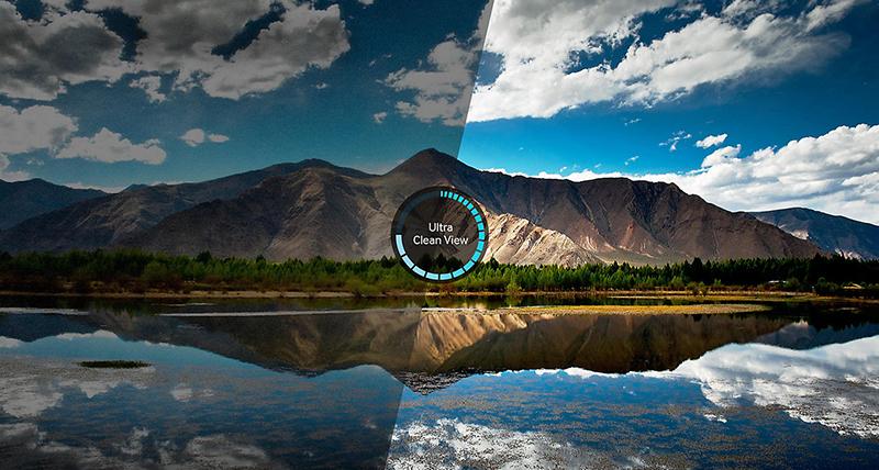 Smart Tivi Samsung 43 inch UA43K5500 - Công nghệ khử nhiễu Ultra Clean View