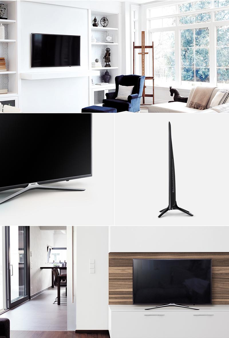 Smart Tivi Samsung 43 inch UA43K5500 - Vẻ đẹp tivi
