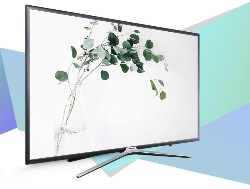 Smart Tivi Samsung 40 inch UA40K5500 - Thiết kế sắc sảo