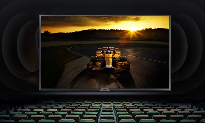 Smart Tivi Samsung 49 inch UA49K5500 - Âm thanh vòm trung thực