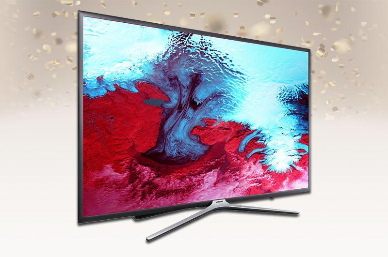 Smart Tivi Samsung 55 inch UA55K5500 - Thiết kế đẹp mắt