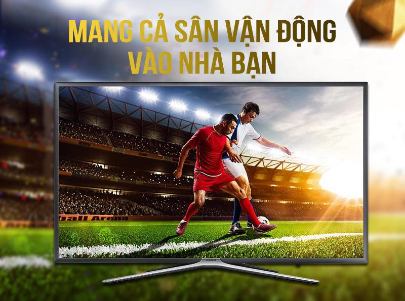 Smart Tivi Samsung 55 inch UA55K5500