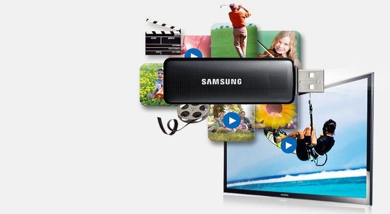 Tivi Samsung 32 inch UA32K4100 - Chia sẻ dữ liệu dễ dàng