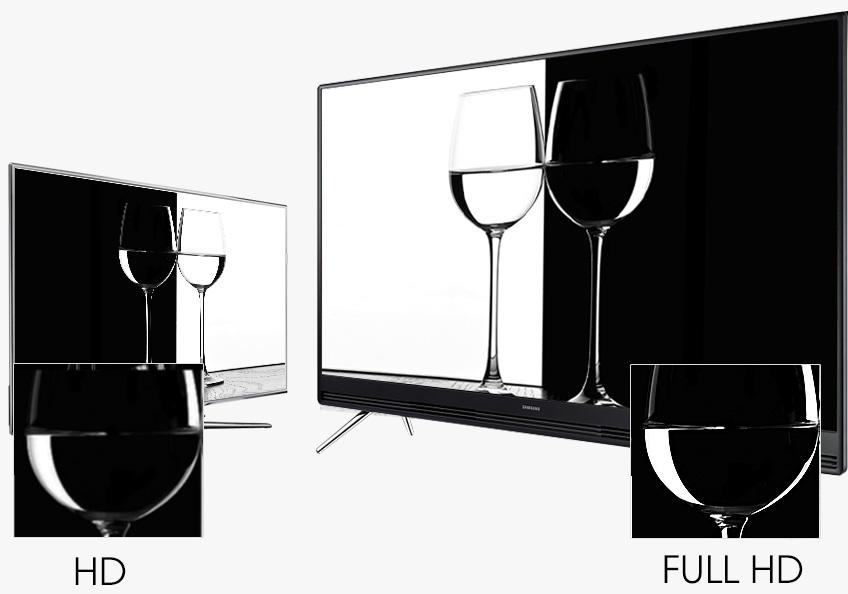 Smart Tivi Samsung 40 inch UA40K5300 - Hình ảnh sắc nét