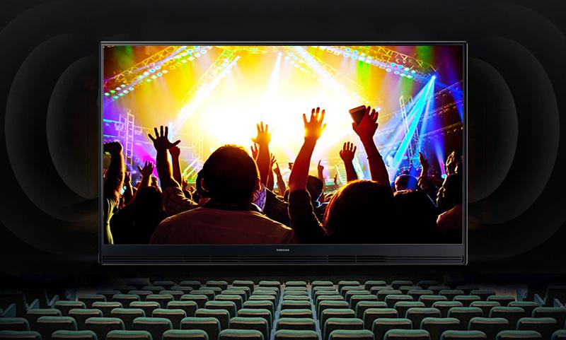 Smart Tivi Samsung 40 inch UA40K5300 - Âm thanh bùng nổ