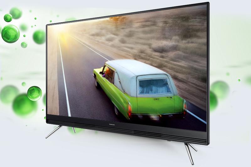 Smart Tivi Samsung 49 inch UA49K5300 - Thiết kế ấn tượng