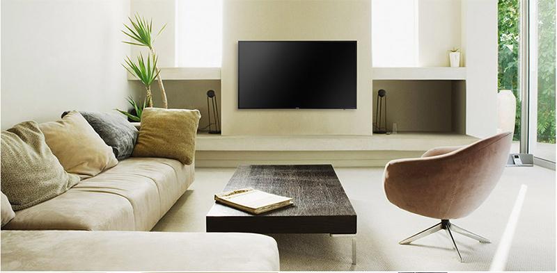 Smart Tivi Samsung 40 inch UA40KU6000 - Thiết kế sang trọng