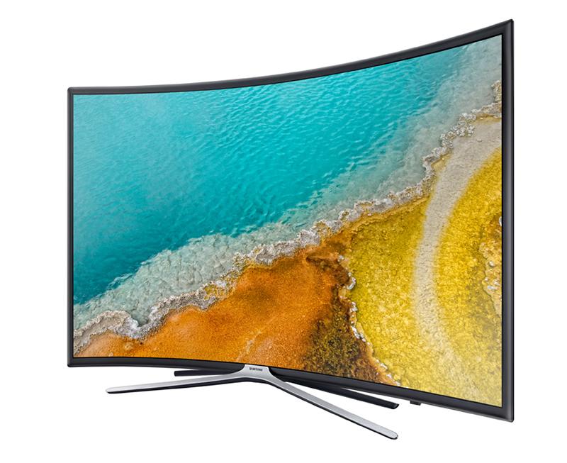 Smart Tivi cong Samsung 40 inch UA40K6300 - Thiết kế màn hình cong ấn tượng